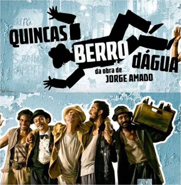 Fra filmen Quincas Berro d'Água