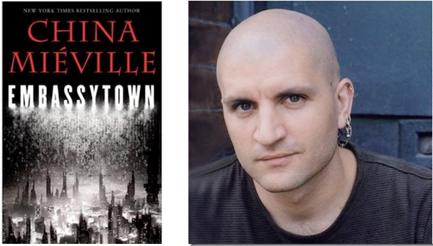 Embassytown av China Miéville