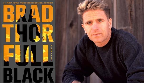 Brad Thor Full Black