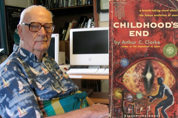 Arthur C. Clarke og Childhood´s End